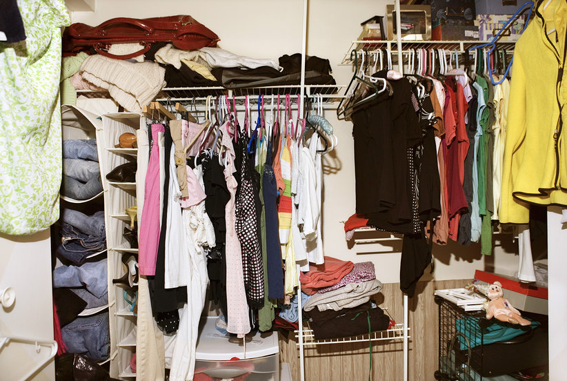 10 Things You Can Purge From Your Closet