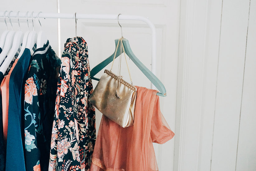 These Creative Clothes Storage Ideas Are So Good | Real Simple