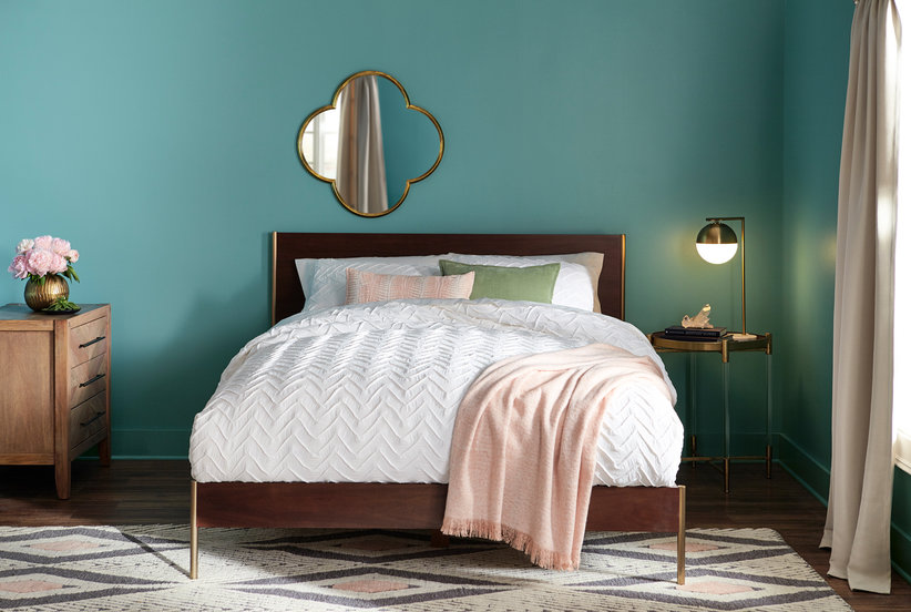 The Color of the Year 2019 from HGTV Home Is the Perfect Playful Hue