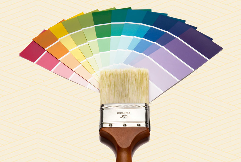 Warning: Too Much of These Colors in Your Home Could Be Stressing You Out