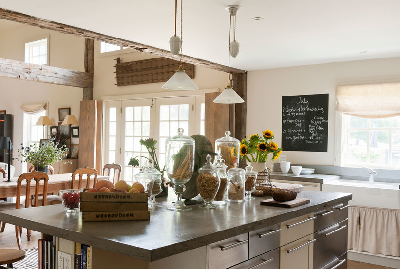 The Countertop Look to Try If You're Totally Over Granite and Marble