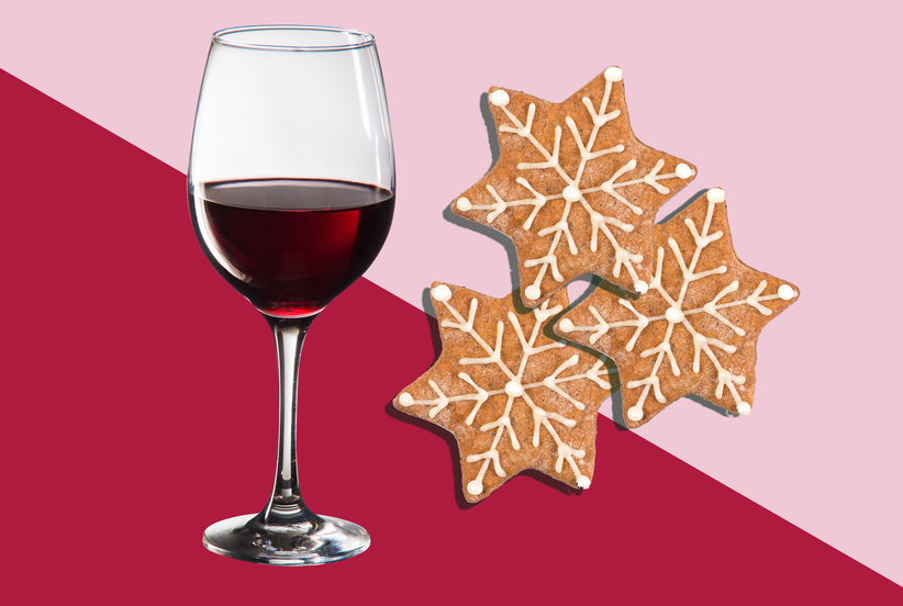 7 Merry Ways to Pair Christmas Cookies With Wine