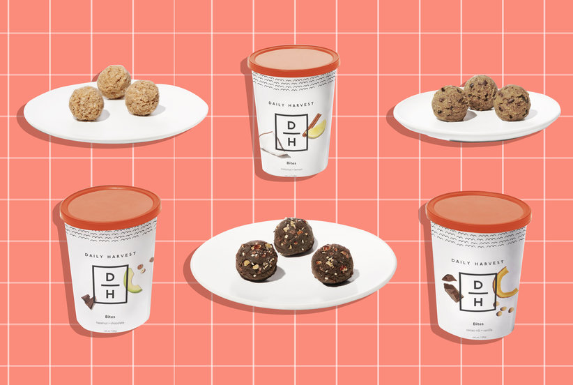 I Tried Daily Harvest's New Snack Bites That Taste Like Cookie Dough—Here's What I Really Thought