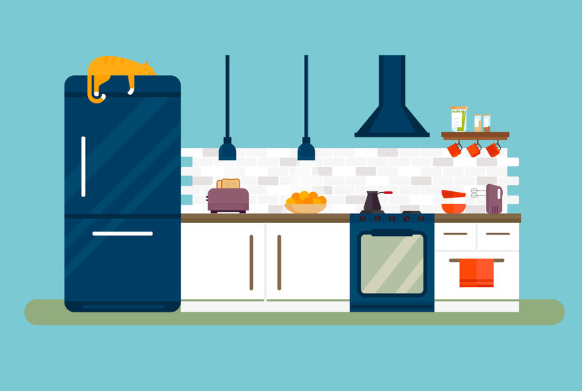 9 Rules for Decluttering Your Kitchen For Good