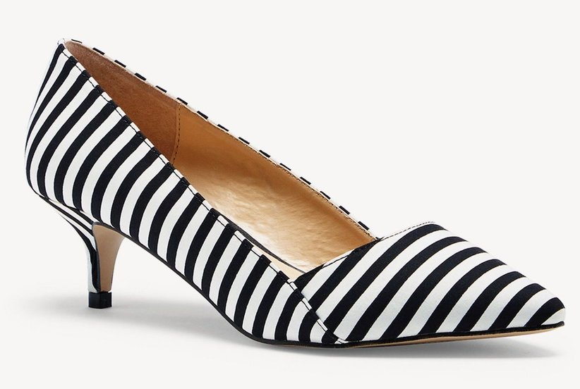446969bc0a5 Kitten Heels Are Making a Comeback—5 Pairs We Love