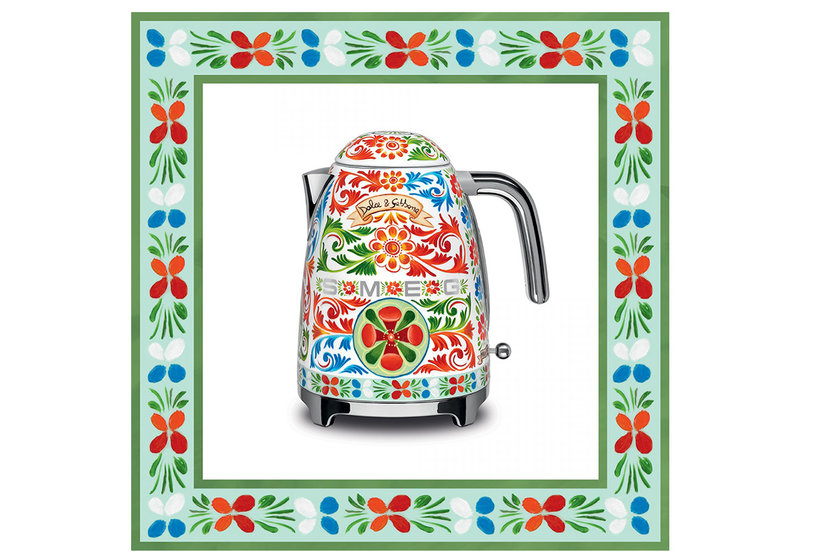 Dolce&Gabbana's New Kitchen Appliances Double As Chic Decor