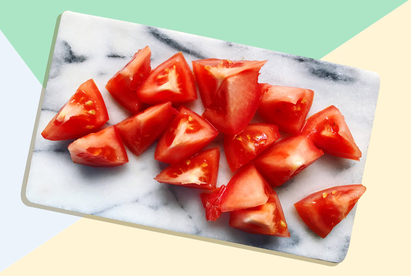 The Best Way to Dice a Tomato, According to a Pro Chef