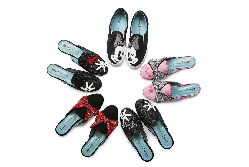 ed8c52f9630 Disney s New Line of Minnie Mouse–Inspired Designer Shoes
