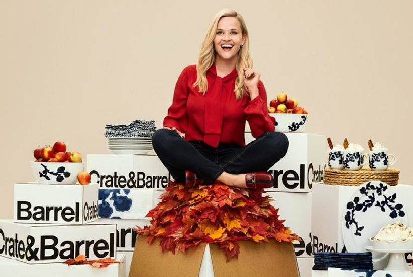 Reese Witherspoon's Brand Draper James Launched Its Fall Collection at Crate & Barrel—Our Top Picks