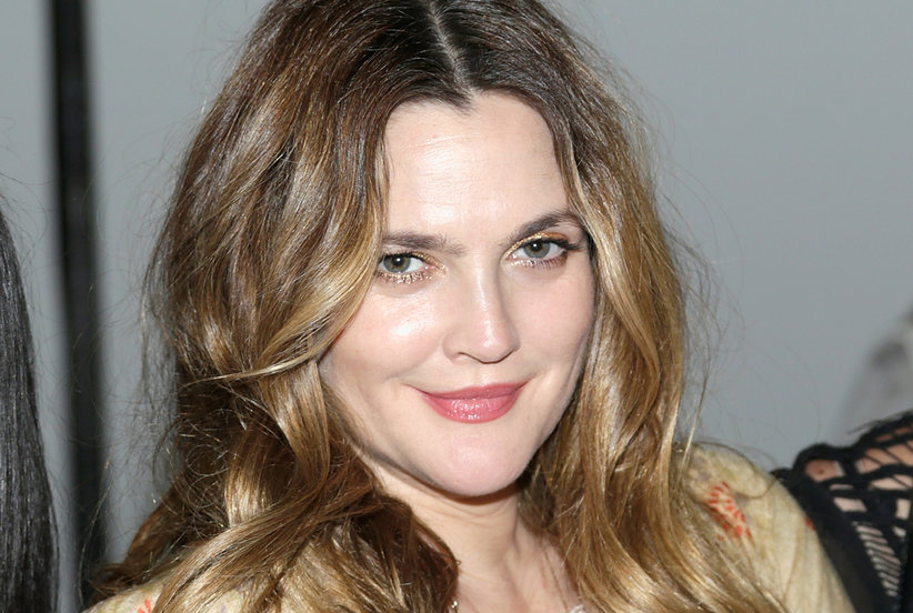 Drew Barrymore's 10 Minute Makeup Routine