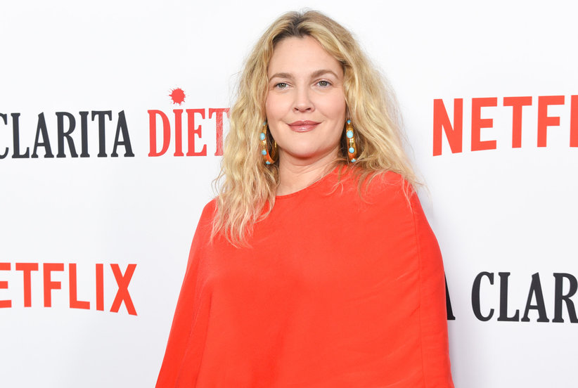Drew Barrymore Just Shared Her Secret to Getting Rid of Dark Circles and You're Going to Want to Try It Right Away