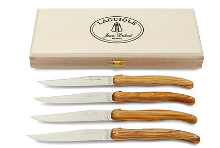 Wedding Gift Ideas Real Simple : ... Knife Set of Four 17 Unique Groomsmen Gift Ideas Real Simple