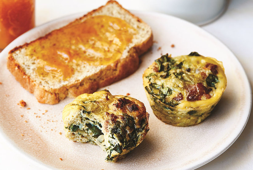 This Grab and Go BreakfastIs So Easy—and You Can Make Multiple ServingsAhead