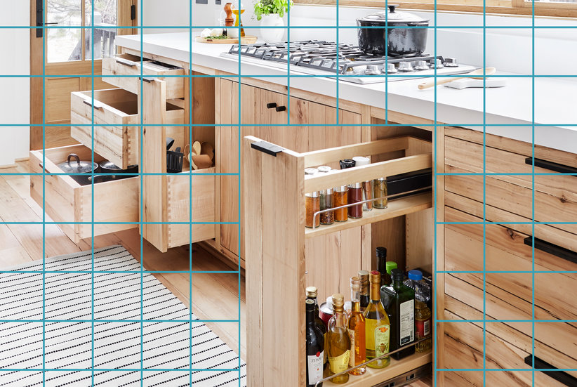 This Emily Henderson-Designed Kitchen Is Full of Smart Storage Ideas to Steal