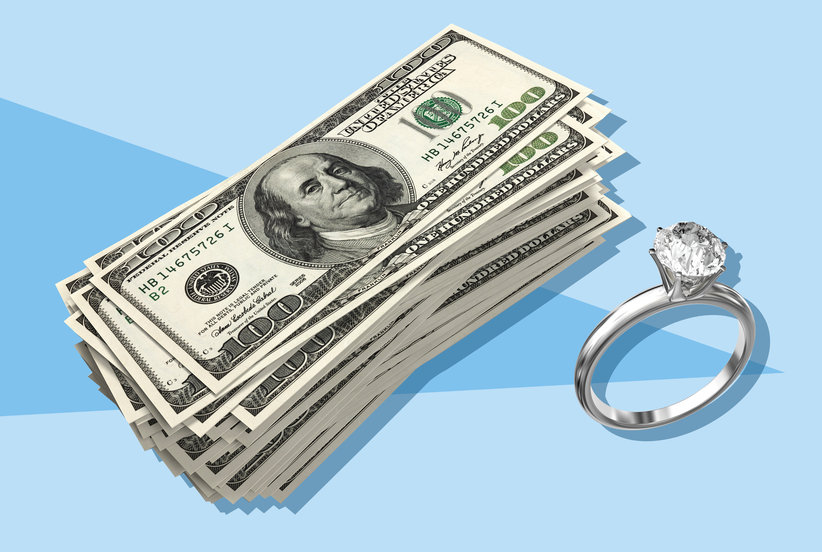 Here's the Average Cost of an Engagement Ring in 2019, According to a Survey