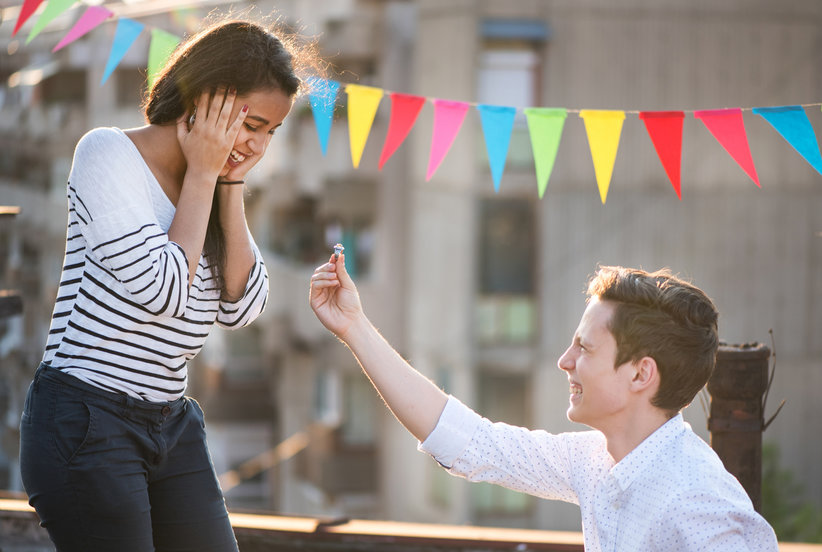 Why Everyone You Know Is Getting Engaged Right Now, According to an Expert