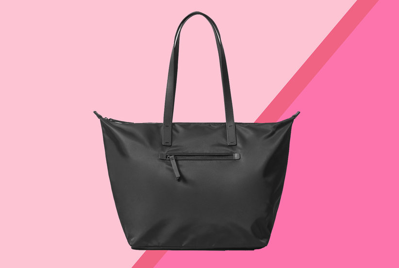 Everlane's New Traveler Tote Is the Work Bag We've Been Waiting for (And It's Under $90)