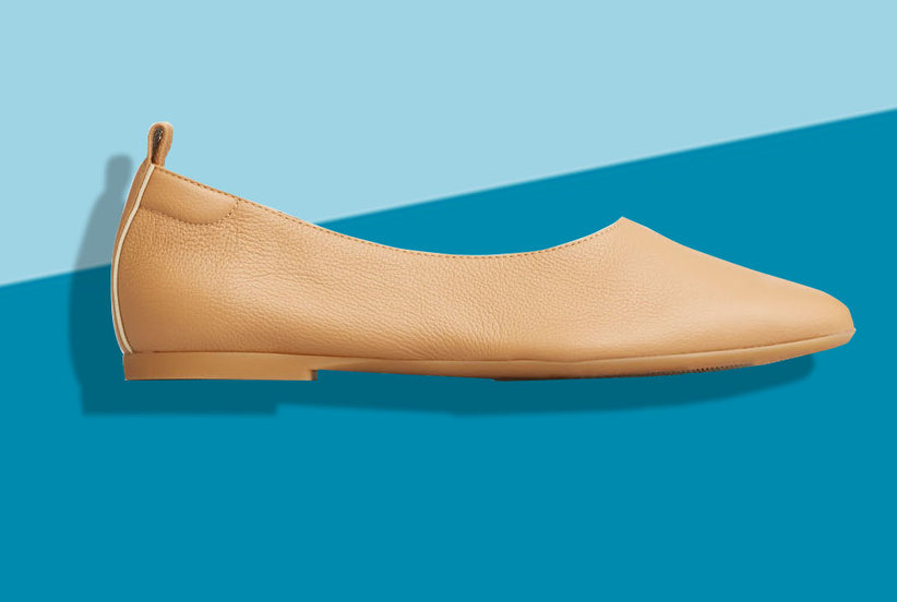 0d02e29c Everlane's Best-Selling Flats Look Good With Anything—And They're on Sale
