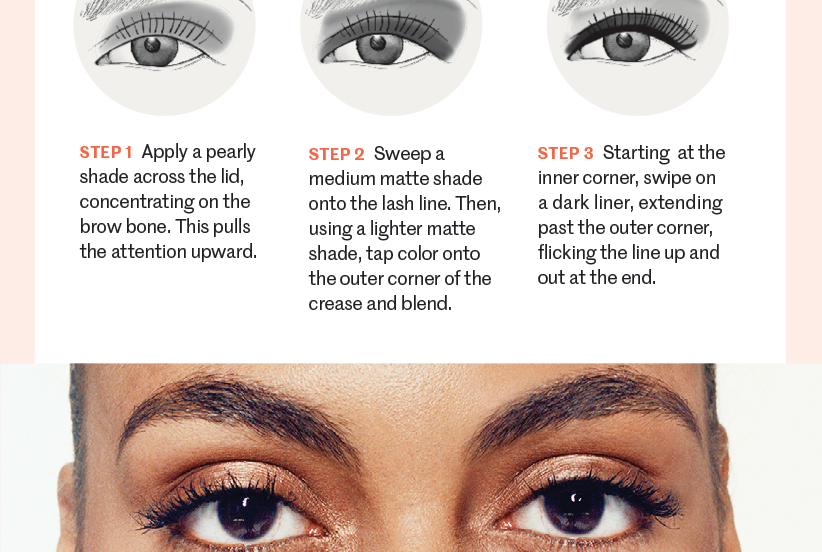Heres The Best Eye Makeup For Your Eye Shape Real Simple