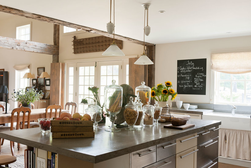 Here's Exactly What You Need for a Modern Farmhouse Kitchen