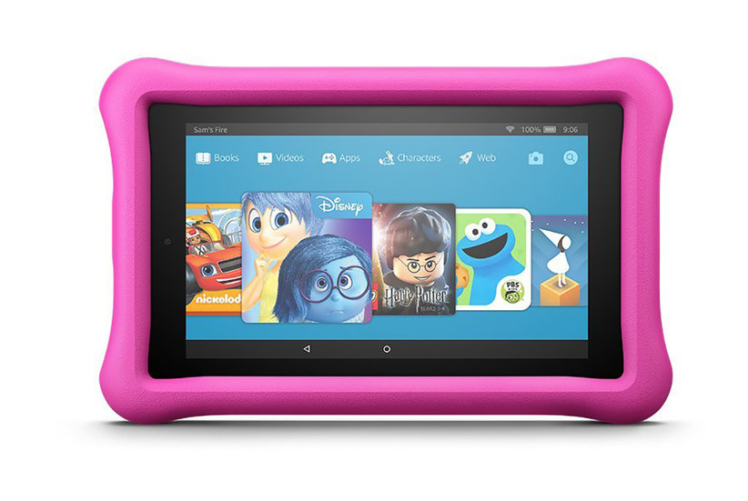 The Kids' Tablet With 6,000 Five-Star Reviews on Amazon Is Now 20% Off for Real Simple Readers
