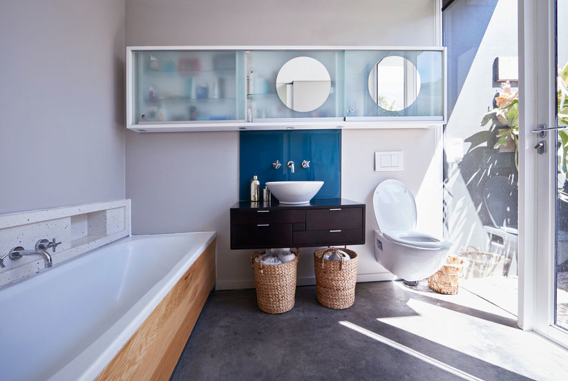 This Is the Pared-Down Look Every Bathroom Needs