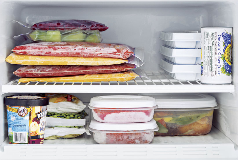 & Freezer Fundamentals - Real Simple
