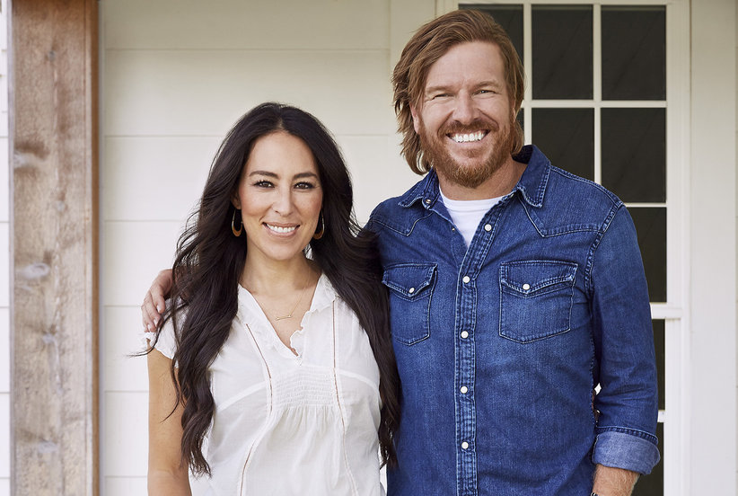 How Old Are Joanna Gaines and Chip Gaines?