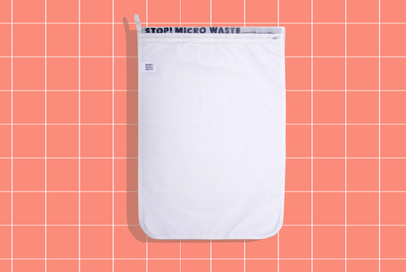 Your Laundry Is Polluting Waterways—This Washing Bag Wants to Change That