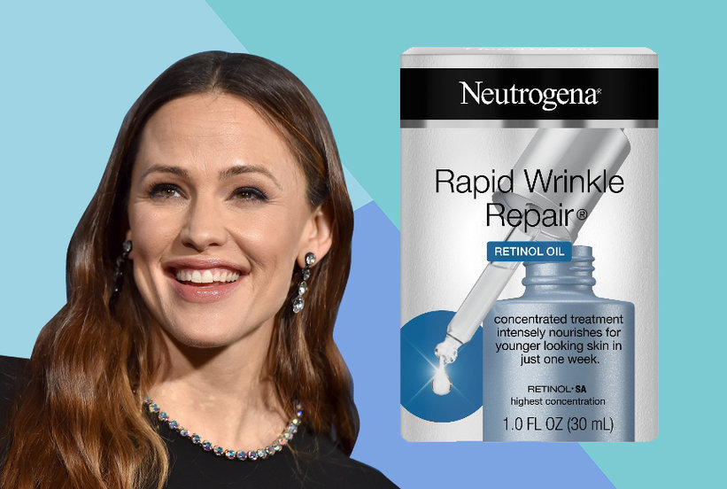 Jennifer Garner's Go-To Product for Fighting Wrinkles Is Only $25