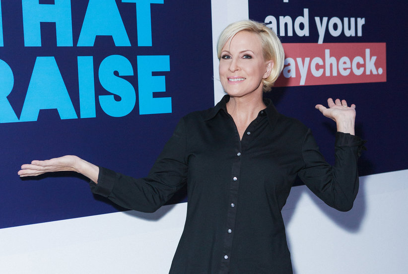 How to Get a Raise at Work, According to Mika Brzezinski
