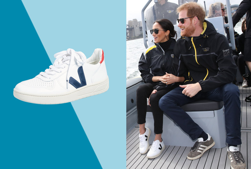 0699cccd593cb The Ultimate Guide to Meghan Markle's Comfy Shoe Collection | Real Simple