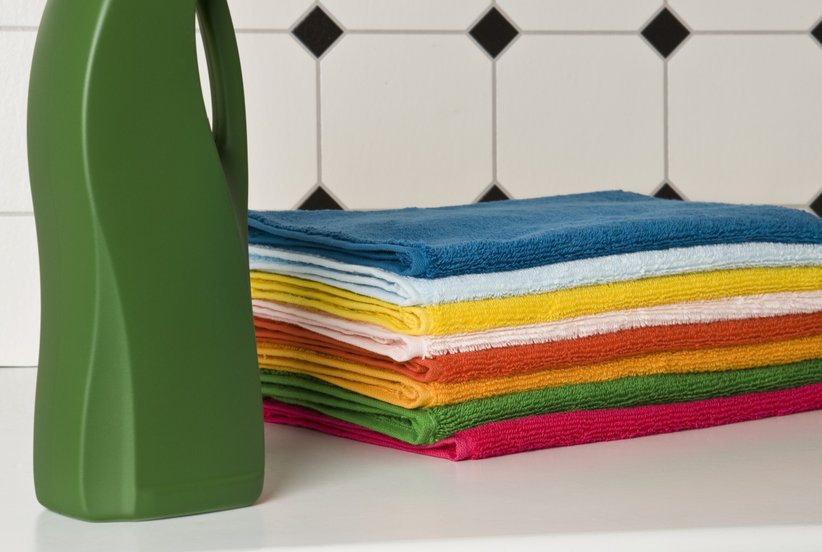 5 ways you u2019re ruining your bath towels
