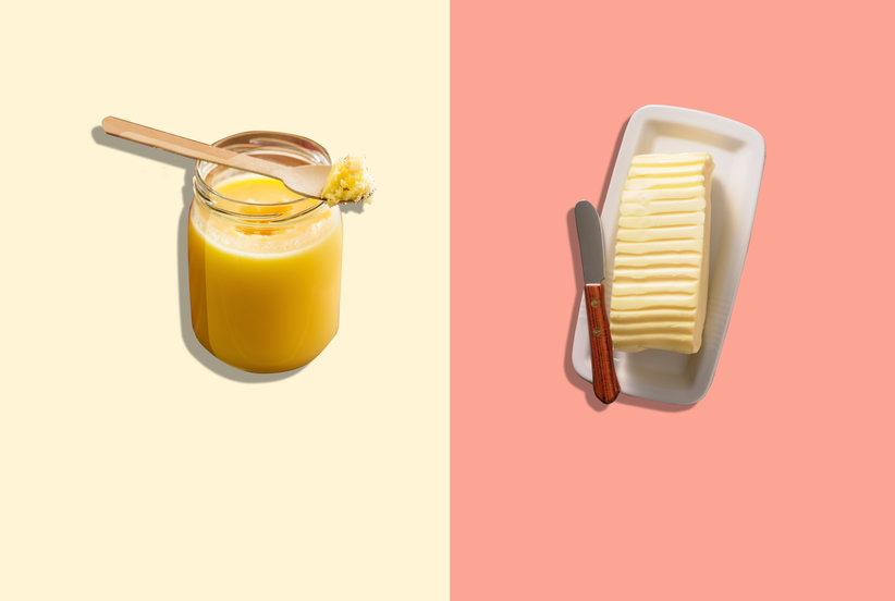 Ghee vs. Butter: Is Ghee Better for You?