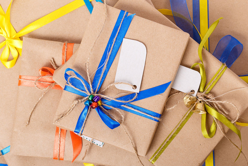 5 Gift Wrap Alternatives for When You Can't Find a Single Roll of Wrapping Paper