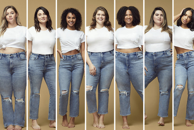 This Size-Inclusive Denim Brand Just Launched a Genius Tool So You Can Find Your Perfect Fit