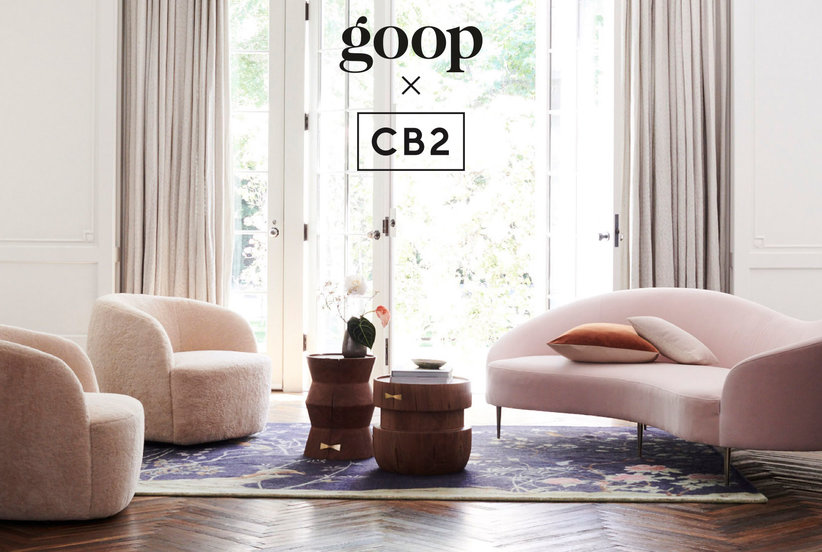 Decorate Like Gwyneth Paltrow With Her Luxurious New CB2 Collection