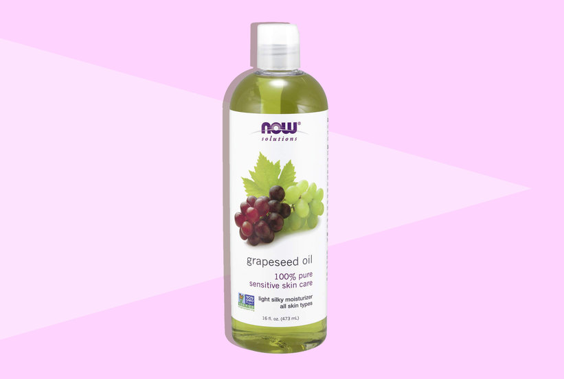 This $8 Grapeseed Body Oil Saved My Dry, Acne-Prone Skin