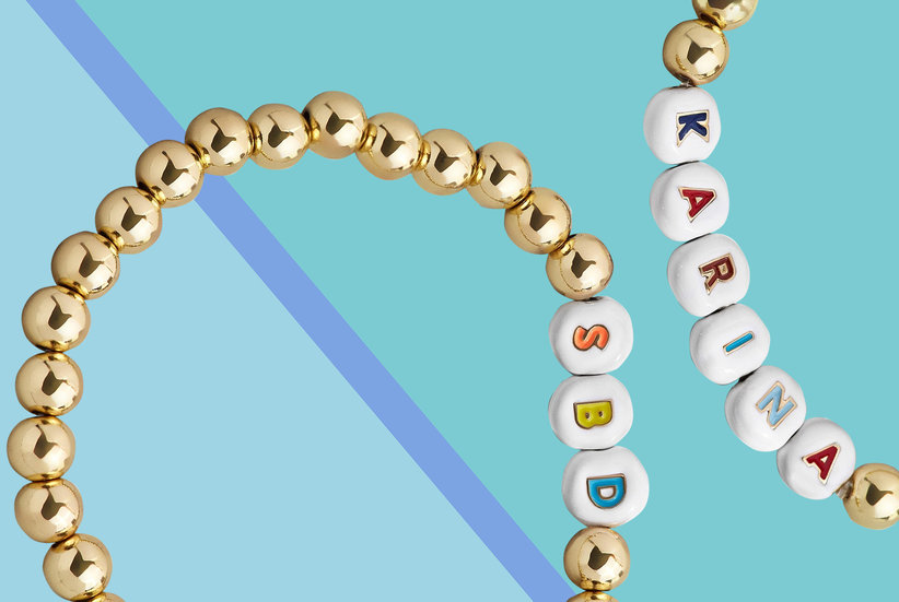 These Bracelets Are Like Grown-Up Friendship Necklaces—and I'm Buying One for Everyone This Year