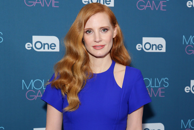 Jessica Chastain Just Chopped Off Her Signature Long Hair and Looks Stunning