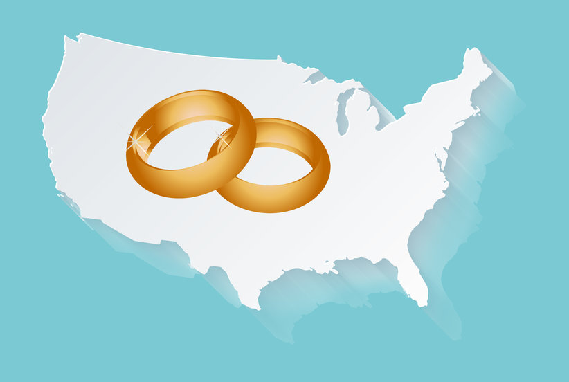 Divorce Rates Are Down—and This State Hasthe Lowest Divorce Rate in America, According to a New Study