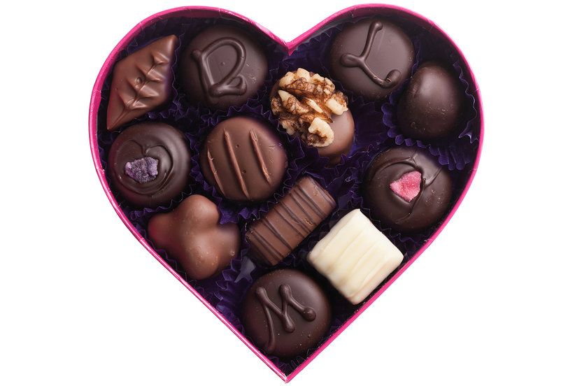How to Decode a Box of Chocolates - Real Simple