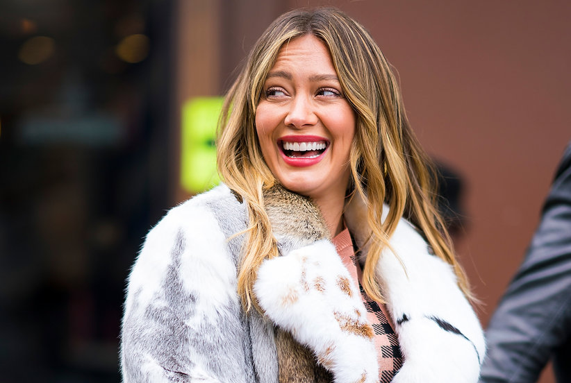 The Secret to Hilary Duff's Signature Hair Is Available on Amazon (and It's Cheap)