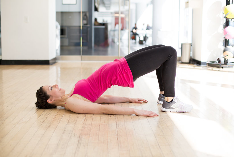 5 Home Workout Moves That Might Inspire You to Quit the Gym