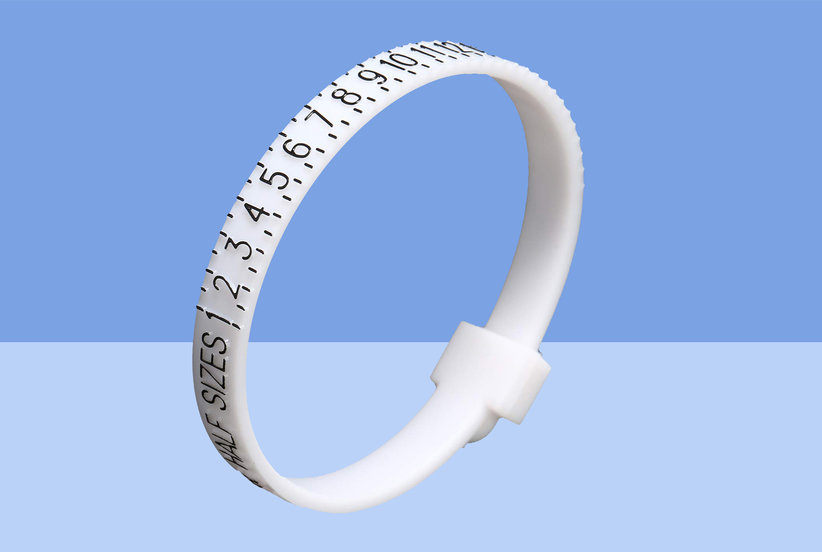 This $3 Amazon Tool Makes It So Easy to Measure Your Ring Size at Home