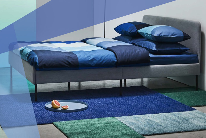 The 2020 IKEA Catalog Is Full of Sleep-Improving Products—Including Ergonomic Pillows