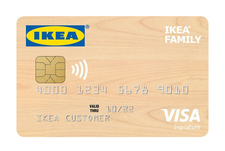 Attention, IKEA Fanatics: This Credit Card Will Get You Major Perks