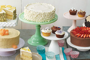 mix and match cake toppings - Cake Decoration
