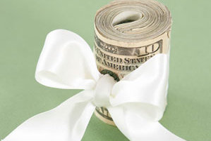 Money As A Wedding Gift Cash Or Check : ... Cash Gift for My Wedding? Etiquette Questions, Answered: Weddings