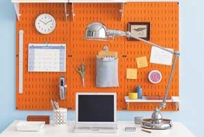 20 home office organizing tricks | real simple